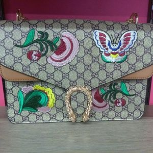 Gucci flower Handbag